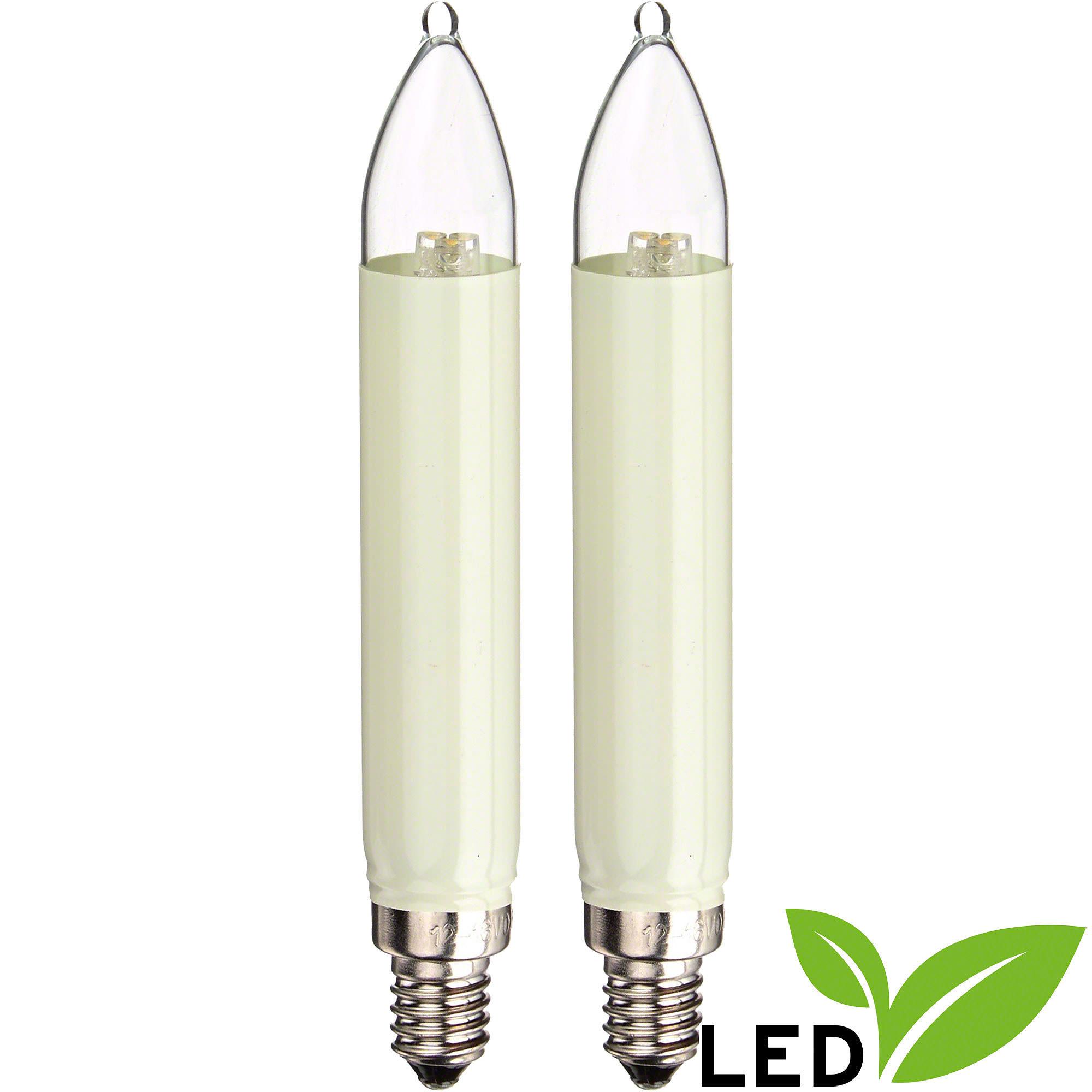 Led small shaft bulb e socket warm white w by